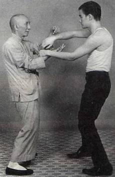 Ip Man en Bruce Lee